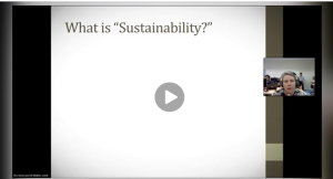 What is Sustainability vid start